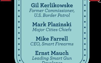 Law Enforcement and Smart Guns Symposium in Washington, DC