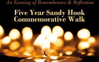 5th Anniversary Sandy Hook Memorial Walk